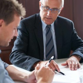 Financial advisers offer review meetings