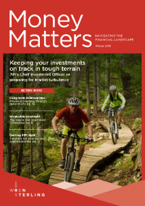 Money matters Winter 2016