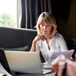 Review your finances any where at any time with out personal finance portal