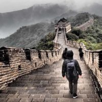 Walk the Great Wall of China17%