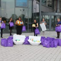 Walsall Branch Donates Care Packages to New Mums at Walsall Manor Hospit...