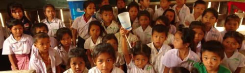 Clean Water & Sanitation is Wren Sterling's Sustainable Goal for October-December 2020